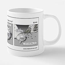 haikucircus_deadcat.jpg 20 oz Ceramic Mega Mug
