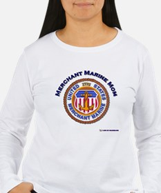 Merchant marine Mom T-Shirt