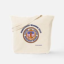 Merchant Marine Dad Tote Bag