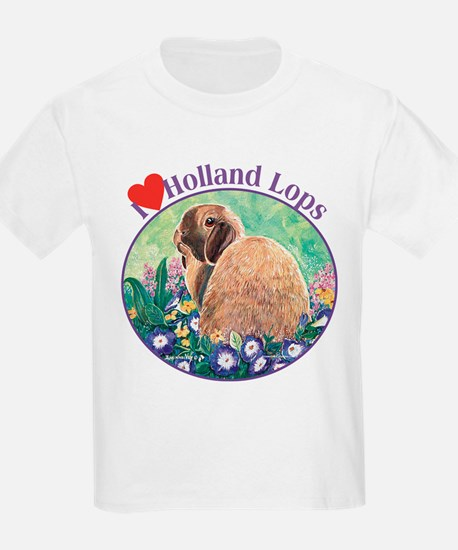 I heart Holland Lops T-Shirt