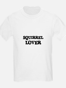 SQUIRREL LOVER Kids T-Shirt