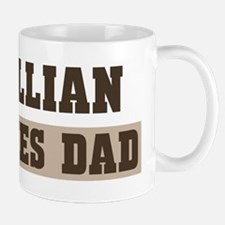Jillian loves dad Mug