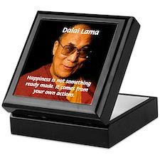 The Dalai Lama Keepsake Box