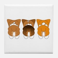 Mix Pembroke Tile Coaster