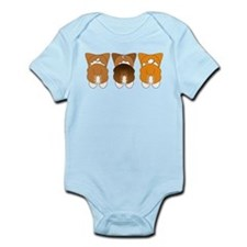 Mix Pembroke Infant Bodysuit