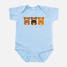 Mix Pembroke Infant Bodysuit