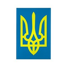 Ukraine Rectangle Magnet