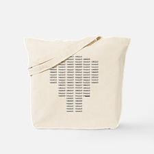 Hood Louvers Tote Bag
