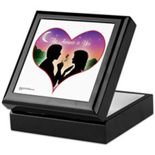 The Answer is Yes Keepsake Box
