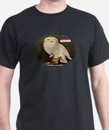 Drawing of an Owl T-Shirt
