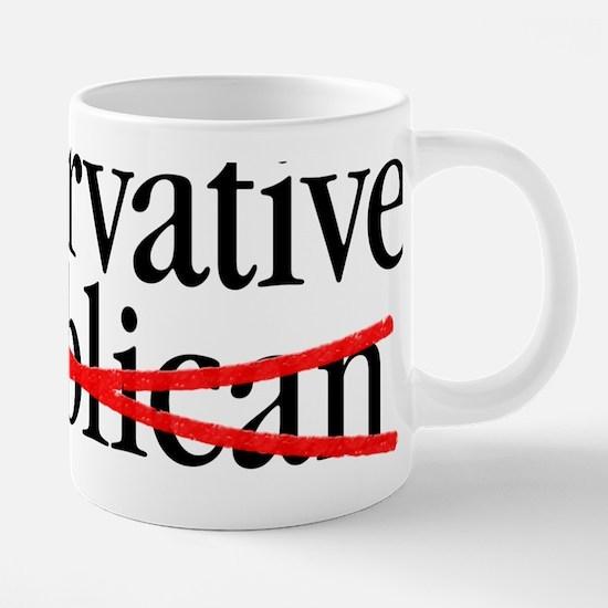 conservative_republican.png 20 oz Ceramic Mega Mug