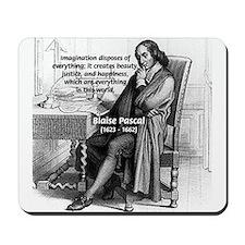 Mathematics: Blaise Pascal Mousepad