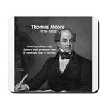 Eternal Poetry Thomas More Mousepad