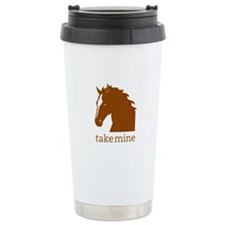 Take mine Travel Mug