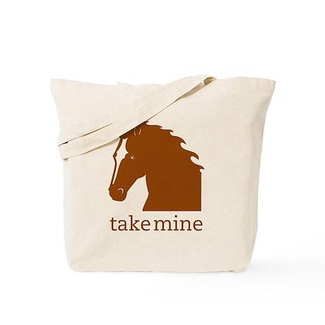 Take mine Tote Bag