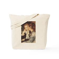 Impressionist Renoir Tote Bag