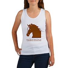 Take mine Women's Tank Top
