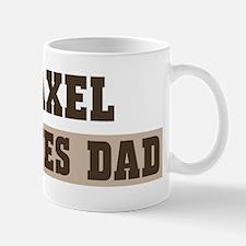 Axel loves dad Mug