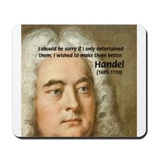 Handel's Messiah Mousepad
