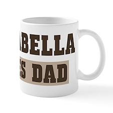 Annabella loves dad Mug
