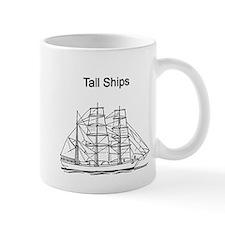 Tall Ships Logo Small Mug