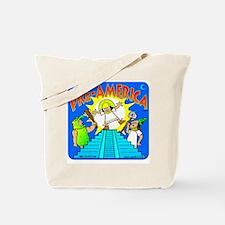 Pre-America Tote Bag