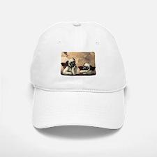 Pug Angels No Slogan Baseball Baseball Cap