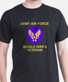 Army Air Force <BR>World War II Veteran