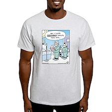 Cordless Baby Ash Grey T-Shirt