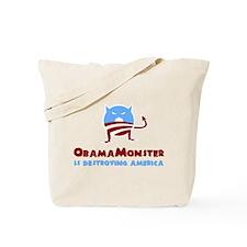 Destroying America Tote Bag