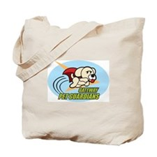 Cute Dogs and pet Tote Bag