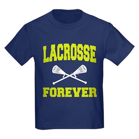 Lacrosse kids dark t shirt kids navy blue t shirt for Navy blue color shirt