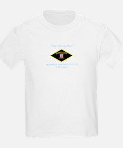 2-why is the sky blue T-Shirt
