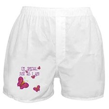 Butterfly - I'm Special Boxer Shorts