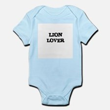 LION LOVER Infant Creeper