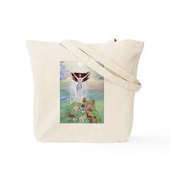 Rainbow Warrior Reversable Shopping Bag