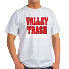 Sarah Palin Valley Trash light T-Shirt