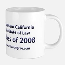 Unique Southern california institute of law 20 oz Ceramic Mega Mug