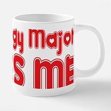 abc767 A Sociology Major.pn 20 oz Ceramic Mega Mug
