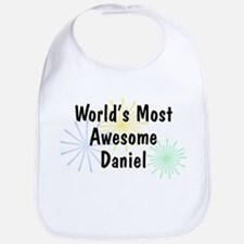 Personalized Daniel Bib