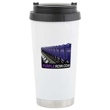 For Charity Stainless Steel Travel Mug