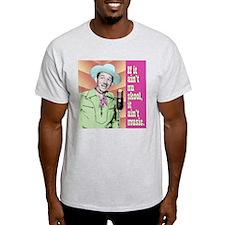 Nu Skool Ash Grey T-Shirt