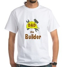 Dad The Builder Shirt