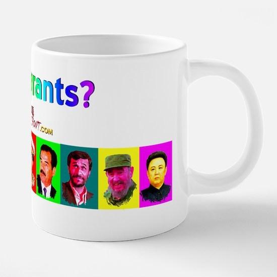 GotTyrantsMugs.png 20 oz Ceramic Mega Mug