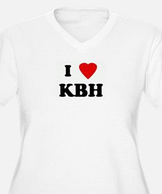 I Love KBH T-Shirt