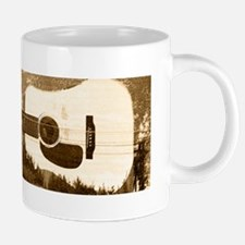 Bristol giant guitar 20 oz Ceramic Mega Mug