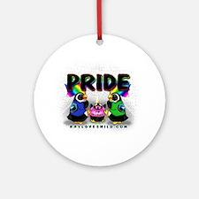 PRIDE! Ornament (Round)