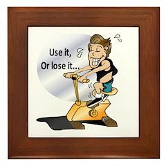 Use It Framed Tile