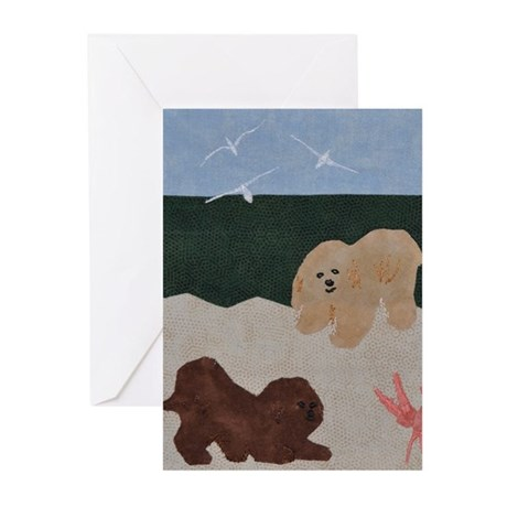 Beach Party Greeting Cards (Pk of 10)