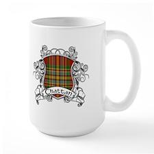 Chattan Tartan Shield Mug
